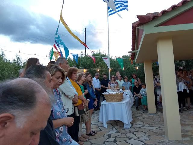 Η Διεθνής Ένωση Αστυνομικών Αργολίδας τίμησε τον προστάτη της Απόστολο Παύλο