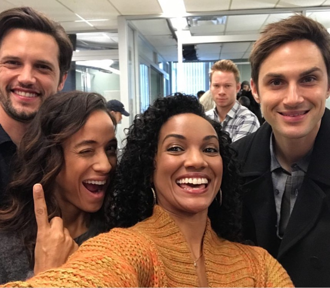 Once Upon A Time Chicago Med Interview With Mekia Cox Images, Photos, Reviews