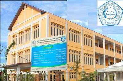 Daftar Program Studi STKIP Bina Bangsa Getsempena Aceh