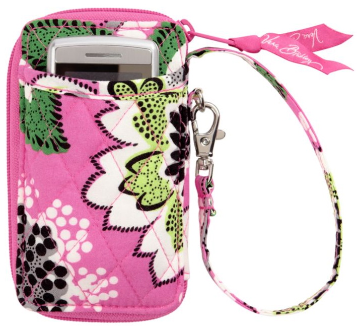 Vera Bradley Wristlet Iphone  Plus