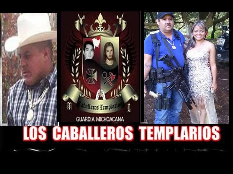 Líderes templarios siguen activos en Michoacán ;son muy peligrosos y violentos