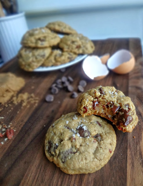 Exceptional Chocolate Chip Cookies