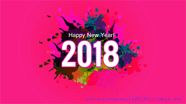 Happy new year whatsapp cards 2018