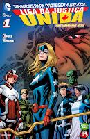 Os Novos 52! Liga da Justiça Unida #1