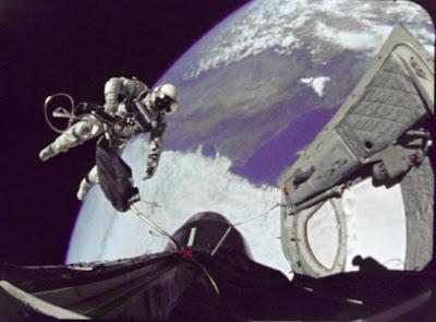 Fotos de caminatas espaciales 9