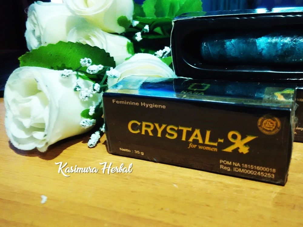 Natural Crystal X, Pusaka Wanita Modern