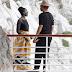 Actress Lupita Nyong seen with boyfriend