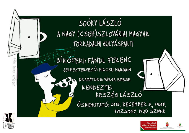 A nagy (cseh)szlovákiai magyar forradalmi gulyásparti