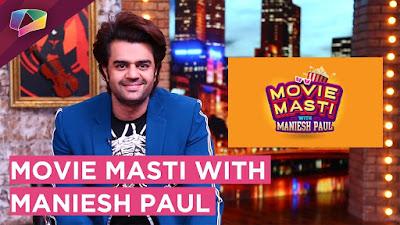 Movie Masti With Maniesh Paul S01E04 720p WEBRip 300Mb
