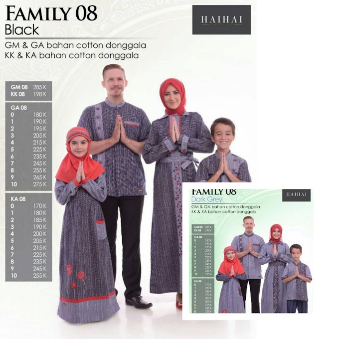 KATALOG TERBARU SARIMBIT KELUARGA HAIHAI FAMILY 08
