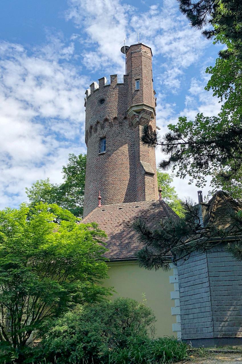Franz-Josefs-Warte Westseite