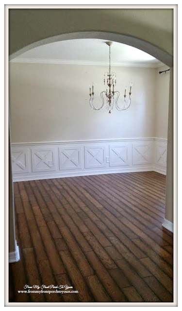 French Country Farmhouse Transformation