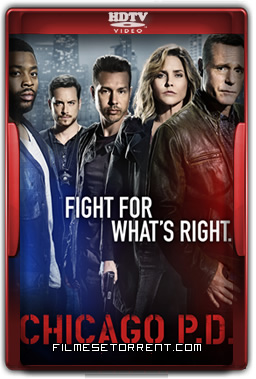 Chicago PD 4ª Temporada Legendado Torrent 2016 HDTV 720p 1080p Download