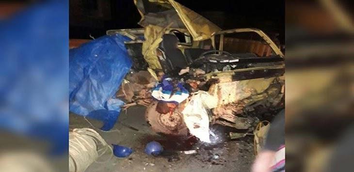 Dihajar Bus Pinem, Supir Colt Diesel Asal Bandung Tewas di Tempat