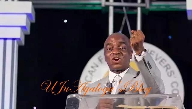 Bishop Oyedepo reveals sponsors of killer herdsmen