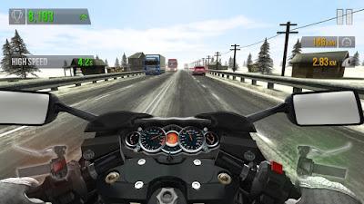 traffic rider hack version game apk download