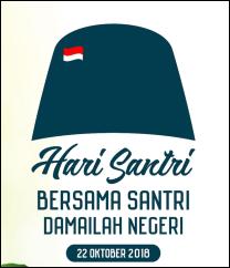 Makna Logo Hari Santr