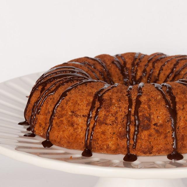 Dark Chocolate Glaze For Angel Food Cake