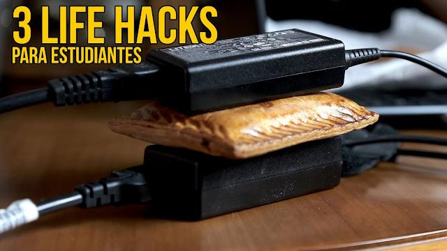 life hacks, consejos, estudiantes