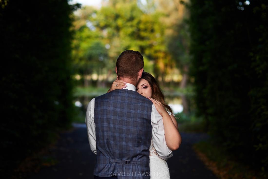 sesja plenerowa ślub