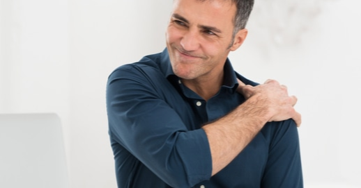 5 Problems with shoulders This treatment