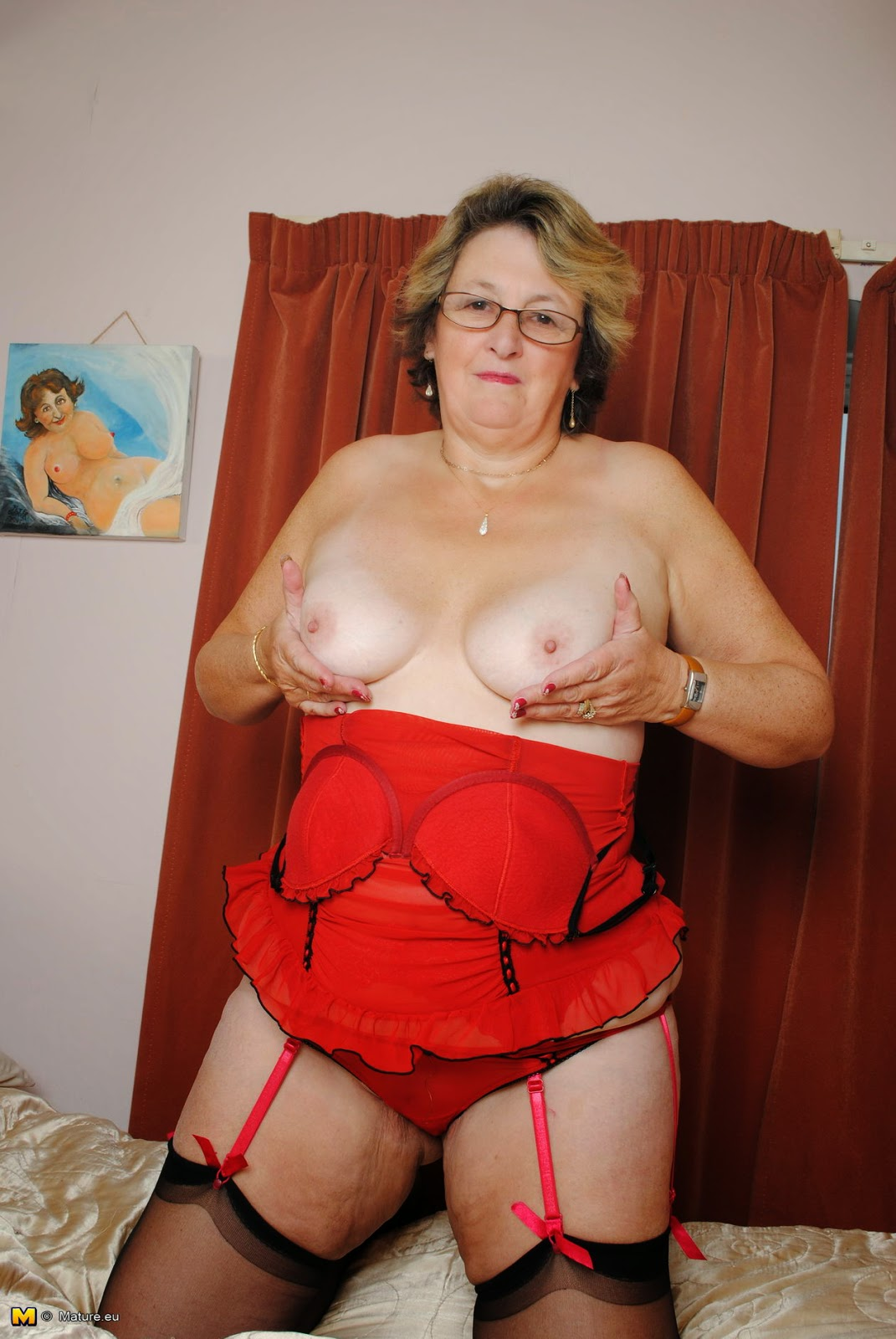 Mature Erotic Christine