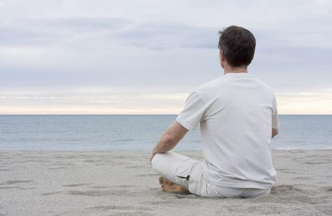 مارس الصلاة و التأمل و التدبر