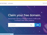 Cara Mendapat Domain TLD .me Gratis dengan Email EDU Terbaru