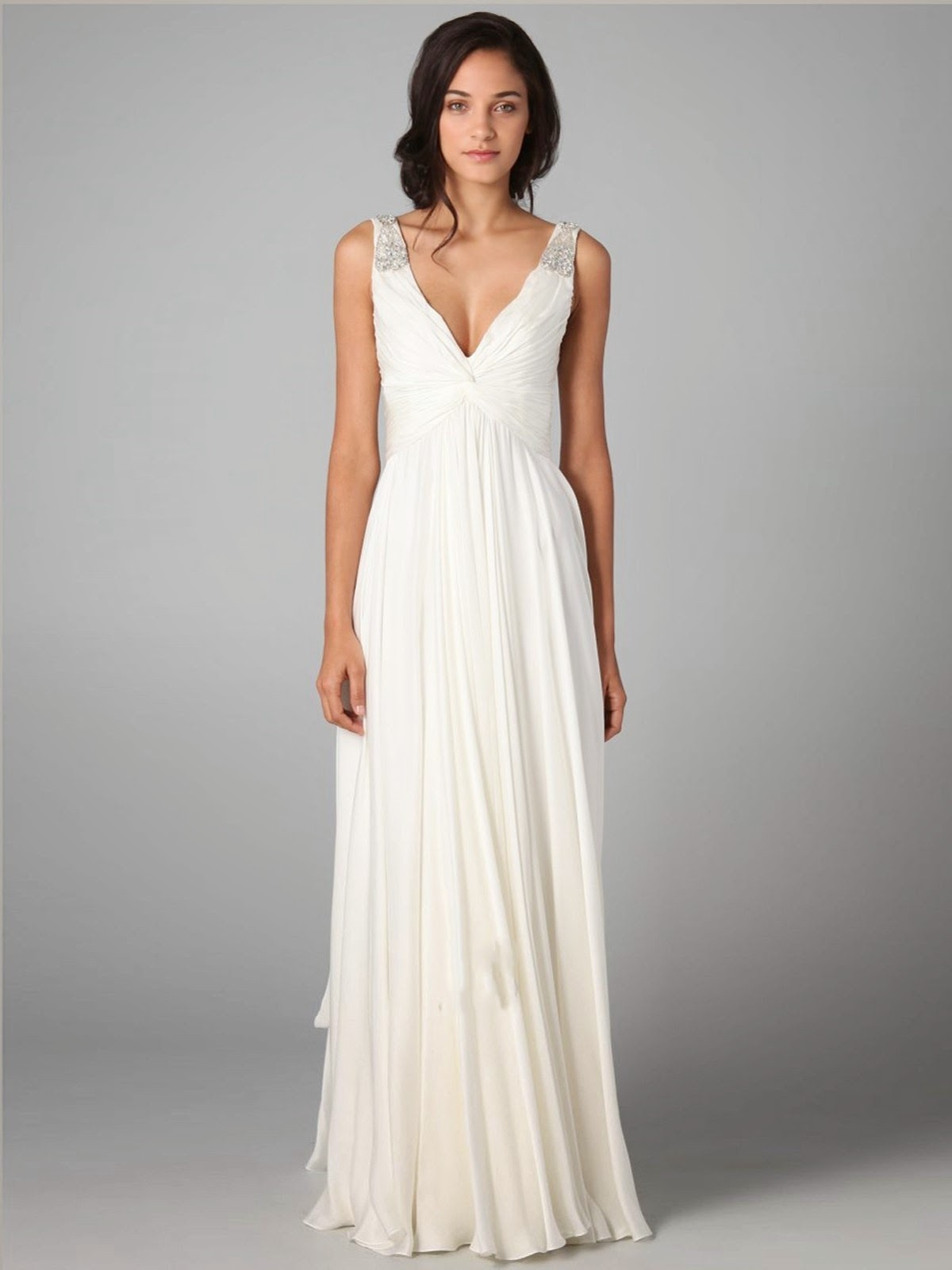 aeee3087712 Robe De Mariée Style Grecque intérieur robes de mariée de style grec ...
