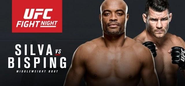 UFC Londres: O retorno de uma lenda