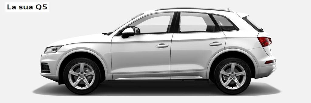 Foto Audi Q5 2017 allestimento Sport | Optional Audi Q5 Sport