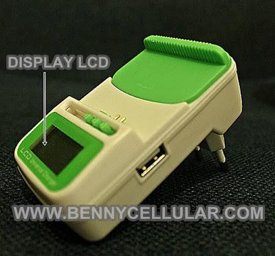 Desktop tarik + LCD