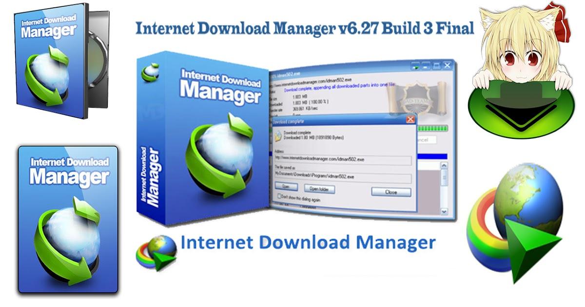 Exclusive internet download manager 2017 crack gratuit