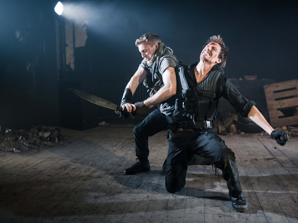 Macbeth, Bussey Building | Review