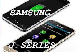 Daftar Harga HP Samsung Galaxy J Series Terbaru Juni 2018