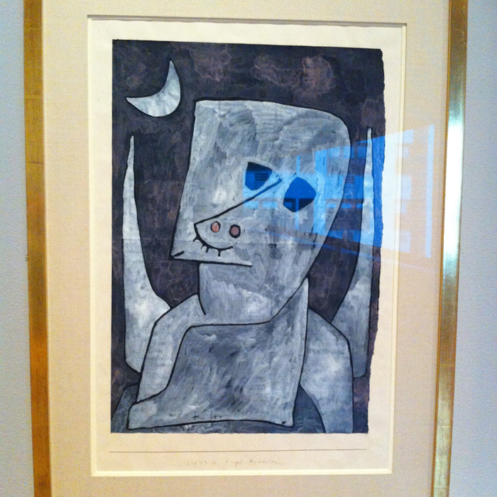 Paul Klee: Angel Applicant