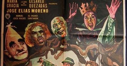Peliculas B Caperucita Y Pulgarcito Contra Los Monstruos 1962