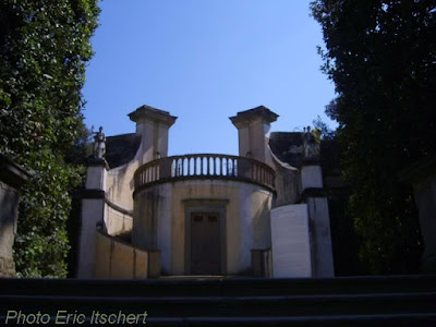 Voyage à Florence, Palazzo Pitti, Oltrarno, Florence, jardins, Boboli,