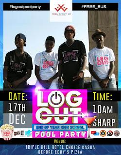 LOGOUT POOL PARTY