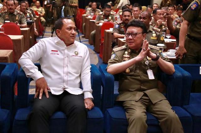 Selain Mengawal TPS, Tjahjo Minta Satpol PP Ikut Kampanyekan Jokowi