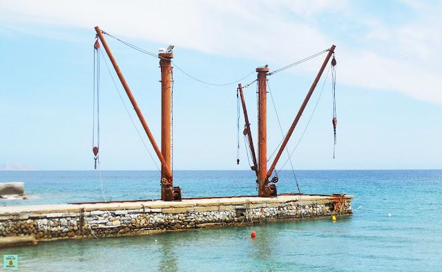 Moutsouna en Naxos