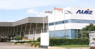 Pabrik PT. Nittsu Shoji Indonesia MM2100 Cibitung