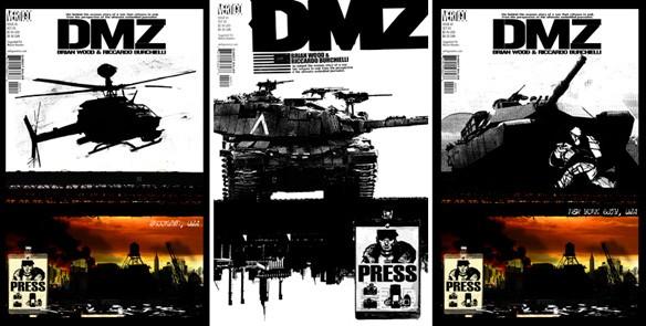 VERTIGO DMZ