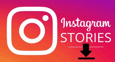 Cara Download Foto dan Video Instagram stories di Android