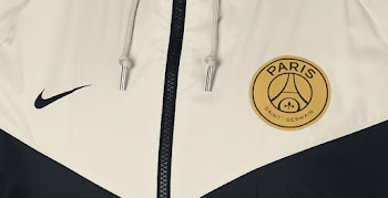 4f63d6a7df7 18-19 Away Kit Inspired - Interesting Nike Paris Saint-Germain 18-19  Windbreaker Jacket Leaked