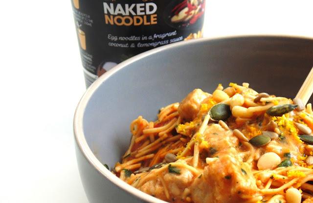Noodle Month: Naked Noodle Challenge