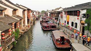 Shan Tang, Suzhou, China