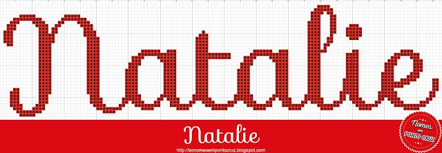 Nome Natalie em Ponto Cruz
