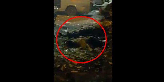Video Amatir Ledakan Bom di Kampung Melayu, Korban Berjatuhan.. Diduga Bom Bunuh Diri
