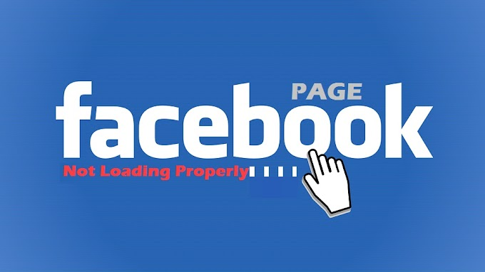 Is Your Facebook Page Not Loading Properly? Here Is A Quick Fix For You